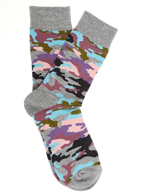 Happy Socks Çorap Gri